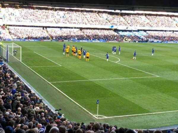 Stamford Bridge, vak: MH Lower, rij: EE, stoel: 376