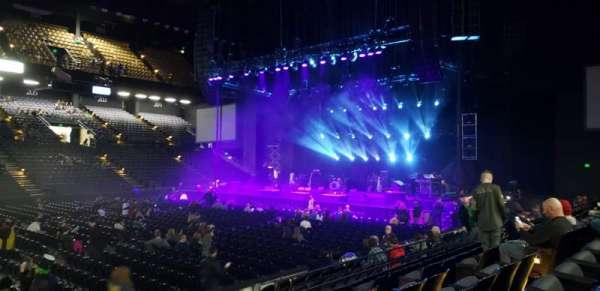 Royal Farms Arena, vak: 110, rij: G, stoel: 10