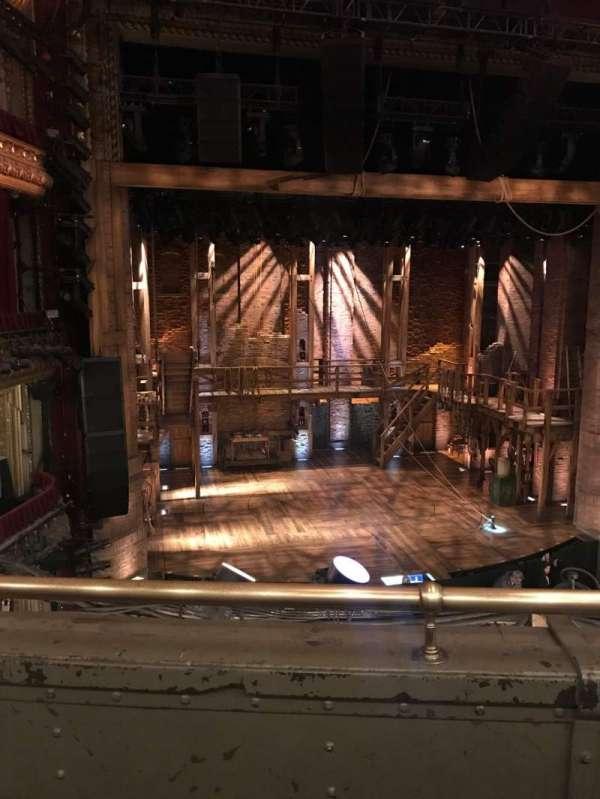 CIBC Theatre, vak: MEZZLC, rij: B, stoel: 319