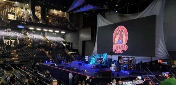 Royal Farms Arena, vak: 106, rij: F, stoel: 9