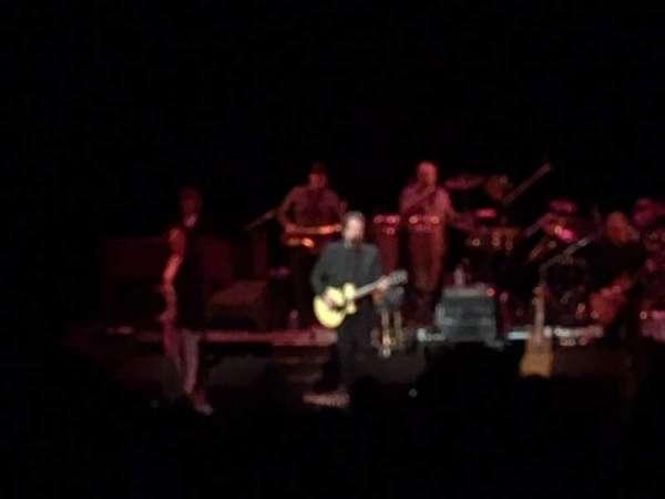 Akron Civic Theater, vak: 4, rij: W, stoel: 6