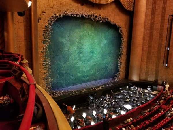 Metropolitan Opera House - Lincoln Center, vak: Grand tier, rij: Box 35, stoel: 3