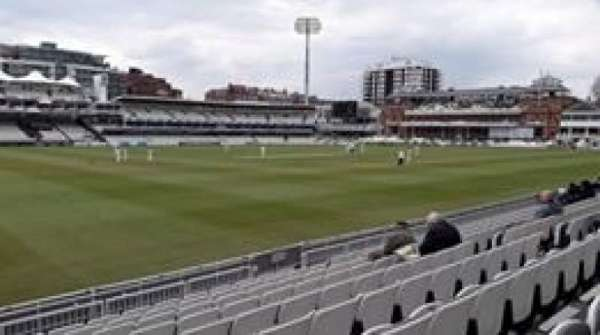 Lord's Cricket Ground, vak: Lower Tier, rij: 9, stoel: 194