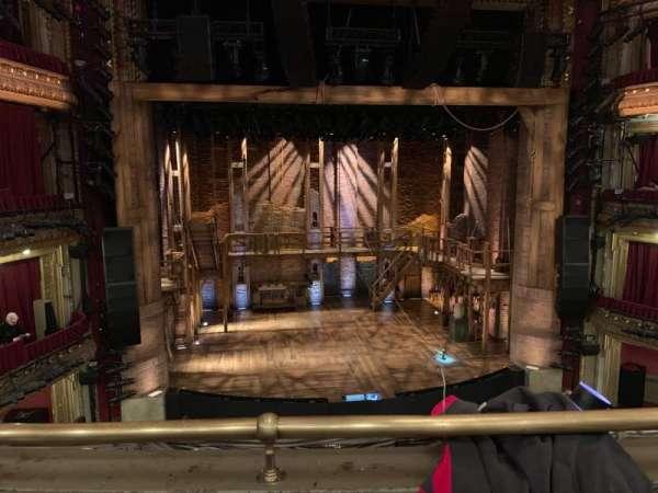 CIBC Theatre, vak: MEZZLC, rij: B, stoel: 309-311