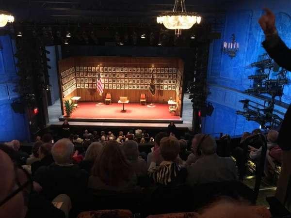 Hayes Theater, vak: Mezzanine C, rij: G, stoel: 103