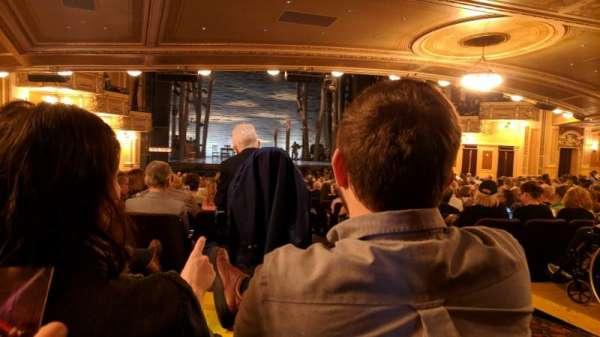 Hippodrome Theatre, vak: LORCLV, rij: CC, stoel: 1
