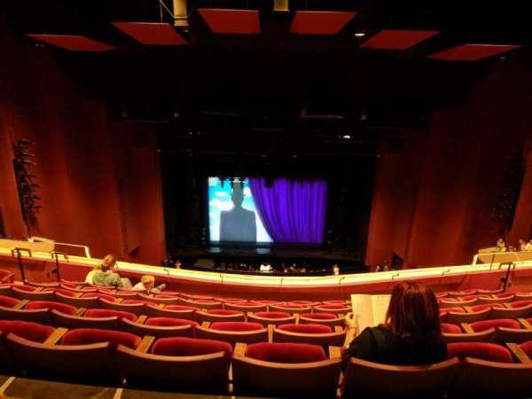 San Diego Civic Theatre, vak: Balc, rij: V, stoel: 5
