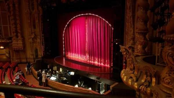 Ohio Theatre (Columbus), vak: Loge A, rij: A, stoel: 22