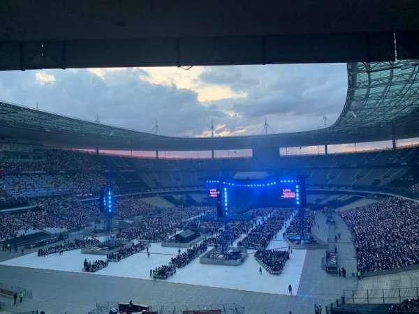 Stade de France, vak: A9, rij: 56, stoel: 07