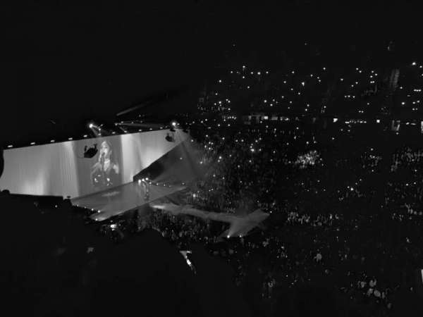Manchester Arena, vak: 205, rij: N/A, stoel: N/A