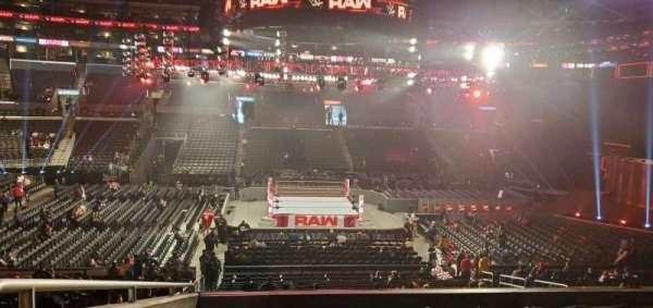 Staples Center, vak: PR5, rij: 7, stoel: 17