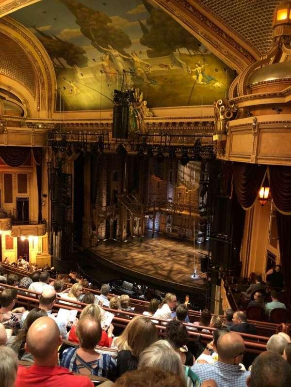 Hippodrome Theatre, vak: Right Middle Balcony, rij: H, stoel: 226