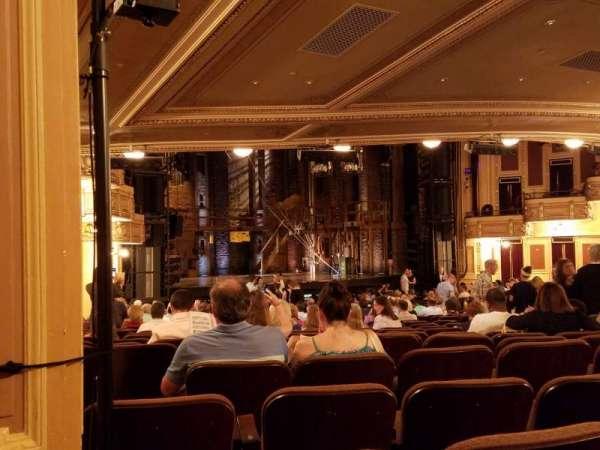 Hippodrome Theatre, vak: Left Orchestra, rij: BB, stoel: 25
