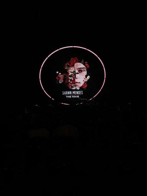 Staples Center, vak: Floor 5, rij: 9, stoel: 9