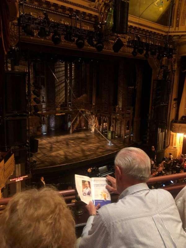 Hippodrome Theatre, vak: Left Grand Suite, rij: C, stoel: 225