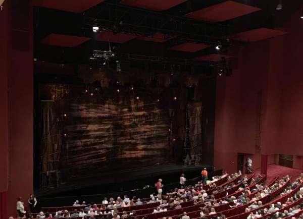 San Diego Civic Theatre, vak: LLOGL2, rij: N, stoel: 9