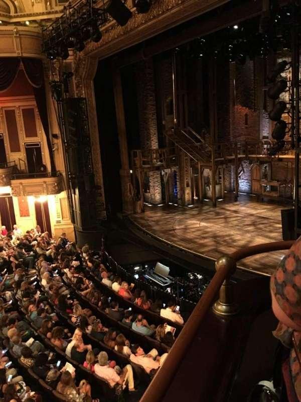 Hippodrome Theatre, vak: RBOX, rij: 3, stoel: 3