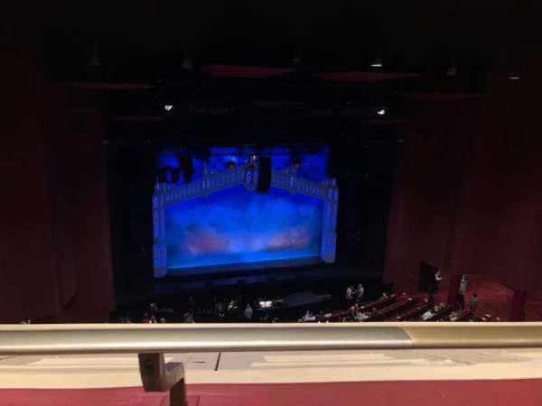 San Diego Civic Theatre, vak: RBLCL2, rij: O, stoel: 21