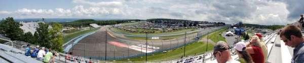 Watkins Glen International, vak: 4, rij: 37, stoel: 12