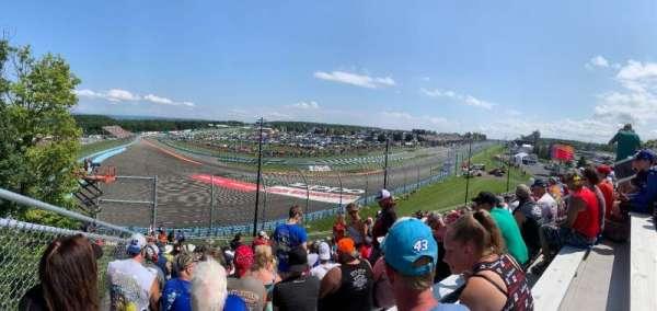 Watkins Glen International, vak: 5, rij: 26, stoel: 10
