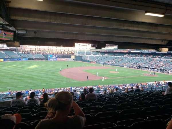 Oriole Park at Camden Yards, vak: 59, rij: 13, stoel: 21
