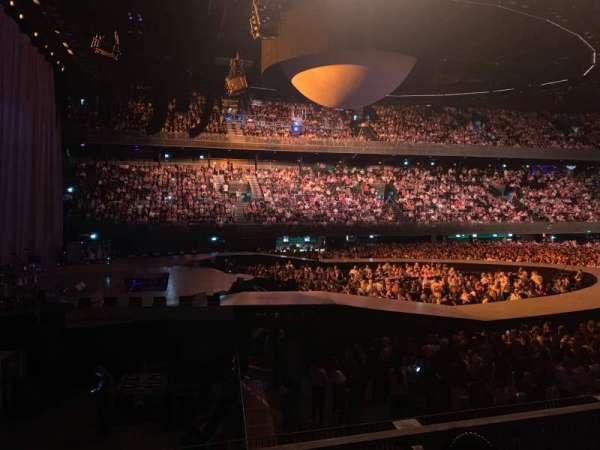 Ziggo Dome, vak: 111, rij: 3, stoel: 401