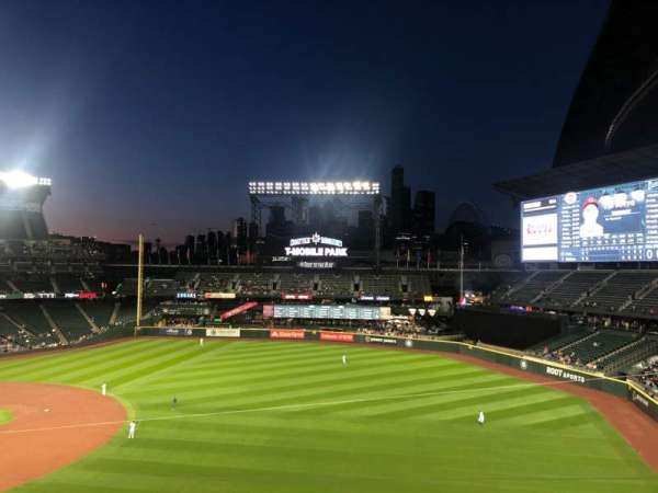 T-Mobile Park, vak: Allstar Club