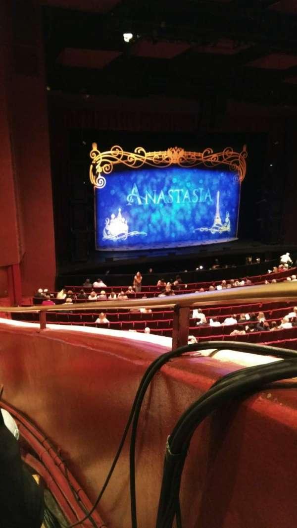 San Diego Civic Theatre, vak: LLOGL2, rij: N, stoel: 1