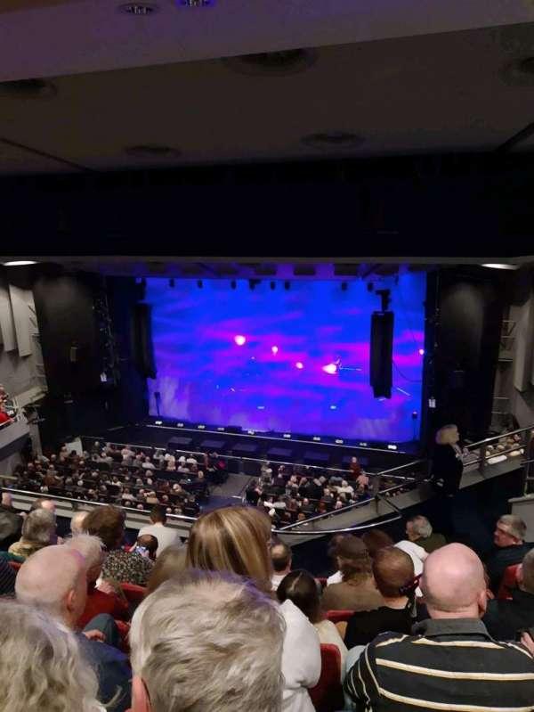 Venue Cymru, vak: Circle, rij: O, stoel: 48