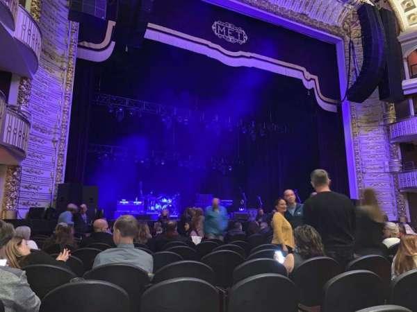 The Met Philadelphia, vak: Orchestra 3, rij: KK, stoel: 6