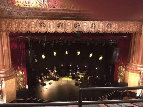Beacon Theatre, vak: Lower Balcony 1, rij: B, stoel: 1
