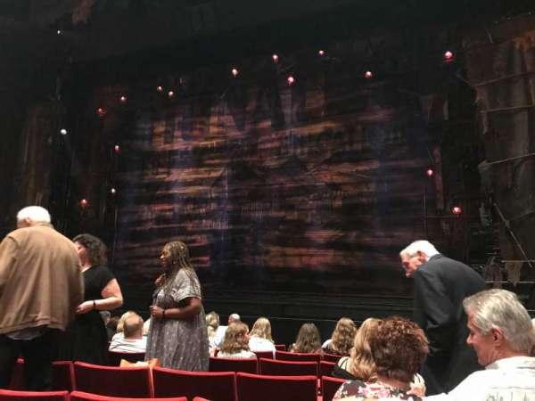 San Diego Civic Theatre, vak: Orchestra, rij: F, stoel: 24