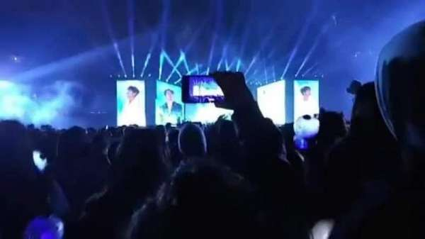 Video from Soldier Field