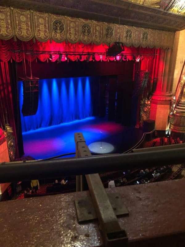Beacon Theatre, vak: Lower Balcony 3, rij: A, stoel: 37