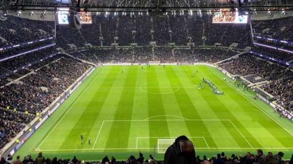 Tottenham Hotspur Stadium, vak: 519, rij: 17, stoel: 629