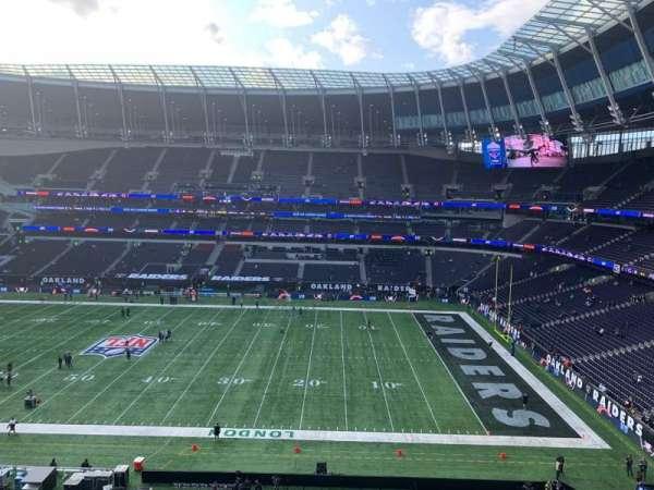 Tottenham Hotspur Stadium, vak: 12, rij: 5, stoel: 769