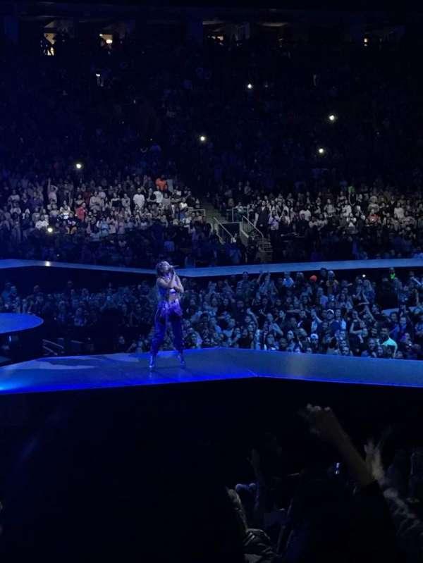 Scotiabank Arena, vak: 110, rij: 13, stoel: 6