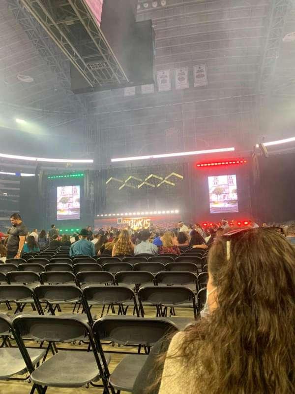 AT&T Stadium, vak: Floor G, rij: 22, stoel: 18