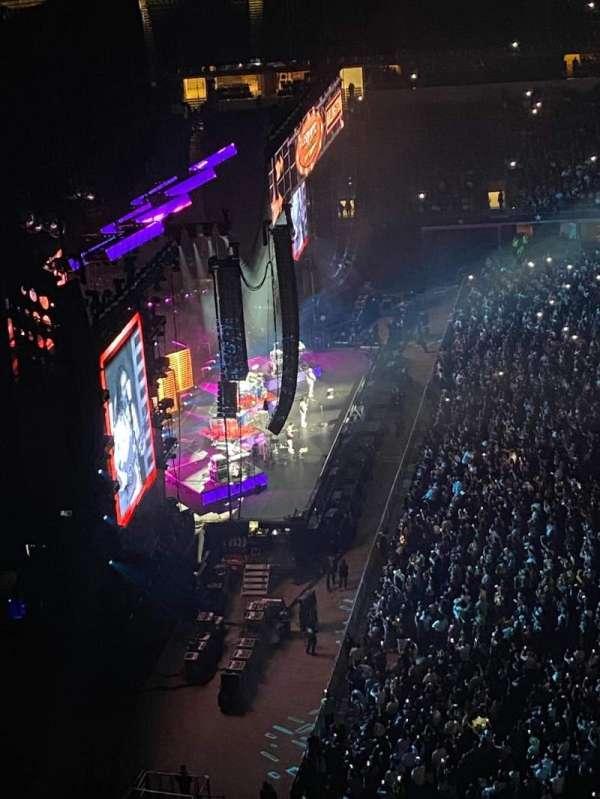 AT&T Stadium, vak: 445, rij: 1, stoel: 7-8