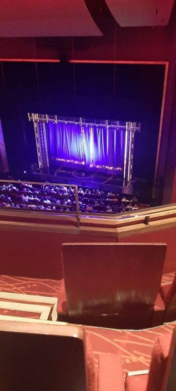 Bord Gáis Energy Theatre, vak: Upper, rij: C, stoel: 46