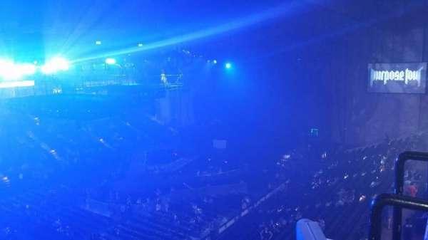 Royal Farms Arena, vak: 314, rij: C, stoel: 12