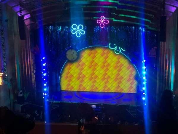 The Bushnell Center for the Performing Arts - Mortensen Hall, vak: Balcony E, rij: M, stoel: 206