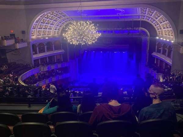 The Met Philadelphia, vak: MEZZ2, rij: E, stoel: 7