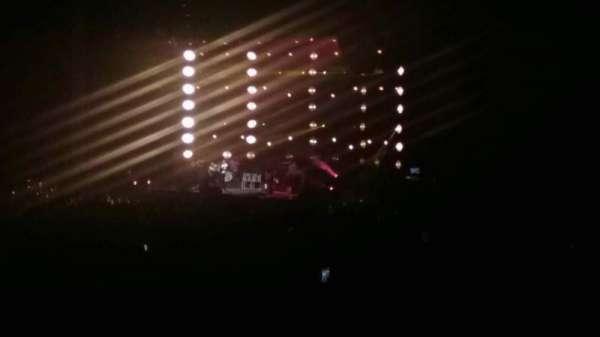 PNC Music Pavilion, vak: 5, rij: BB, stoel: 10