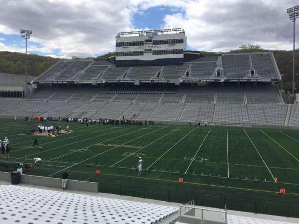 Michie Stadium, vak: 26, rij: X, stoel: 11