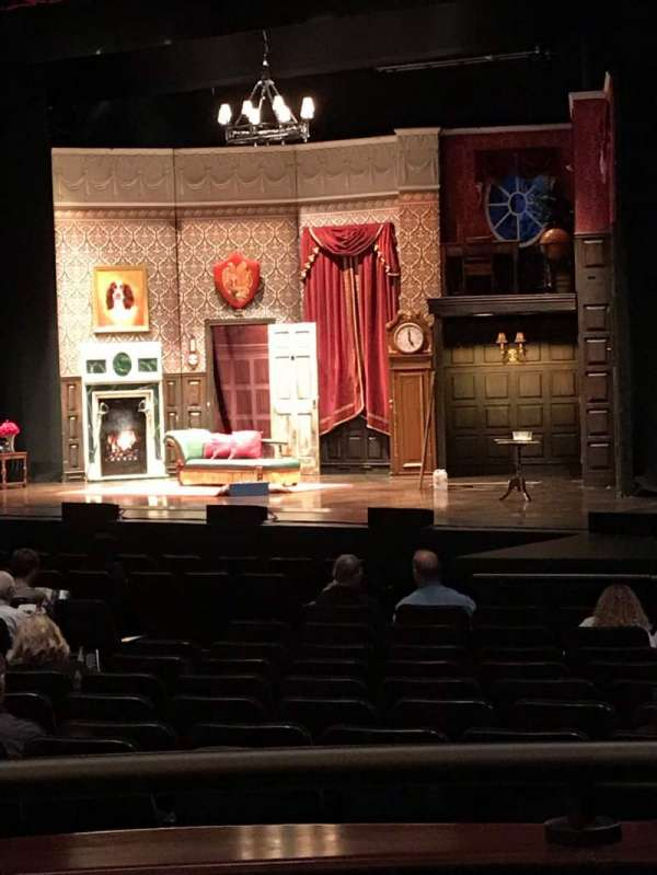Sarofim Hall, vak: RORCH, rij: CC, stoel: 7