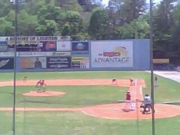 McCormick Field, rij: 5