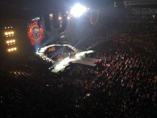 Scotiabank Arena, vak: 309, rij: 1, stoel: 7