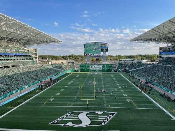 Mosaic Stadium, vak: 226, rij: 13, stoel: 1