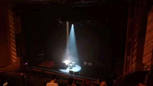 Lunt-Fontanne Theatre, vak: Front Mezzanine R, rij: E, stoel: 14